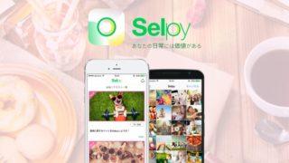 Selpy(セルピー)写真を撮って稼ぐ方法
