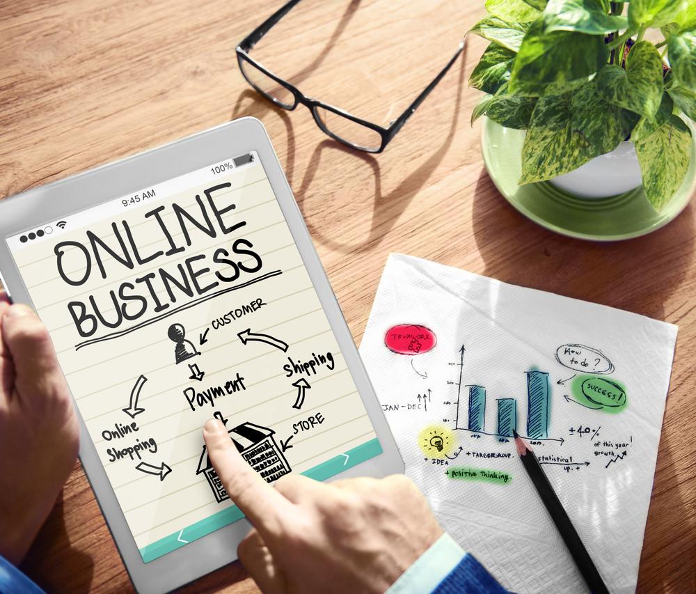 ネットビジネスで起業して稼ぐ人の画像