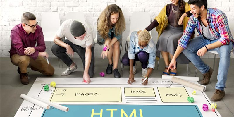 社会人におすすめの副業「HP制作・アプリ開発」イメージ画像