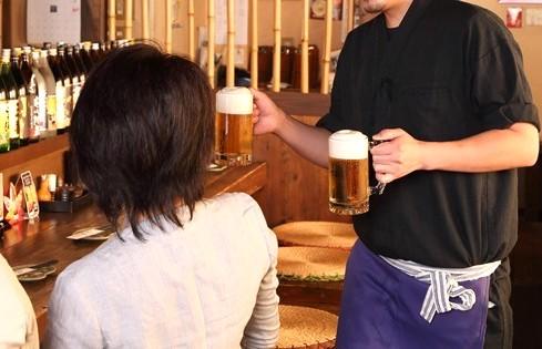 居酒屋キャッチのバイトの応募方法