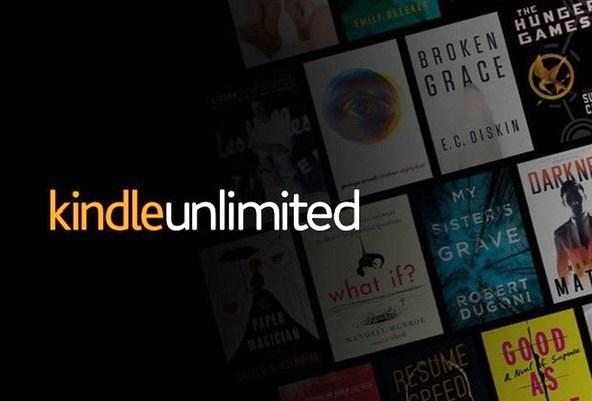 サブスクリプションの具体例「Kindle Unlimited」